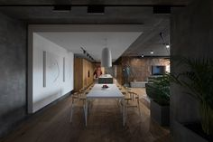 Gallery of The Mod Apartment in Kyiv / Sergey Makhno Architects - 1