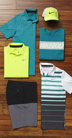 Add to your on-course apparel collection with new styles from Nike Golf. | Golf Galaxy