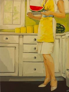 Domestic Series by Leslie Graff