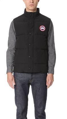 CANADA GOOSE Garson Vest. #canadagoose #cloth #vest