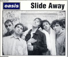 Essa está, fácil, no meu Top 10 do Oasis. E olha que sou bem criteriosa para com essa banda. Now that you're mine We'll find a way of chasing the sun Let me be the one that shines with you In the morning We don't know what to do Two of a kind We'll… Noel Gallagher, Lennon Gallagher, Oasis Band, Music Album Covers, Music Albums, Oasis Slide Away, Banda Oasis, Liam Oasis, Liam And Noel