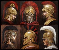 ancient greek warriors | ancient greek warriors by arturas aug 6 2012 912 views 1 star 2 stars ...