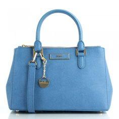 DKNY Blue Women's Satchel Bag