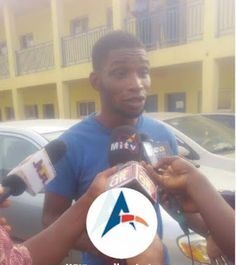 A 300 level student of Osun State University , (UNIOSUN), Osogbo , Amao Adekunle , has been arrested by men of the Osun state poli. State Police, Trending Videos, State University, Mathematics, Guns, Politics, Student, Latest Trends, Math