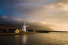 Blennerville Windmill, Tralee, Co. Kerry, Ireland