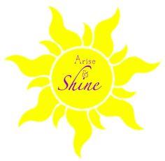 "tangled sun ""Arise and Shine"""