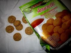 February 3 2013  PHOTO: Organic flourless, sugarless, dairy free, apricot kernel cookies from Italy #eatclean #yum #vegetarian