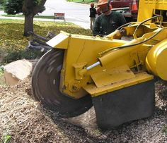 Modern Stump Grinders And Humpers