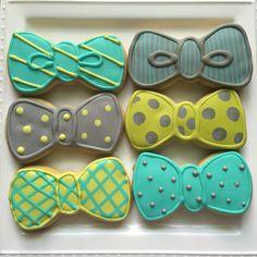 Assorted BowTie cookies
