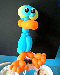 Goofy Little Duck