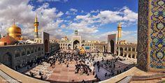 Iran - Mashhad - Shrine of Emam Reza