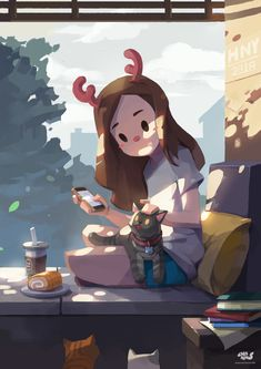 ArtStation - Cream Roll, chanin suasungnern