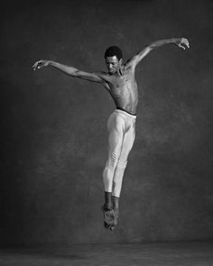 Calvin Royal, American Ballet Theatre, NYC Dance Project.