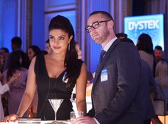 Quantico Alex Parrish (Priyanka Chopra) & Ryan Booth (Jake McLaughlin)