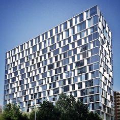 Deloitte Corporate Building by Cristian Fernández...