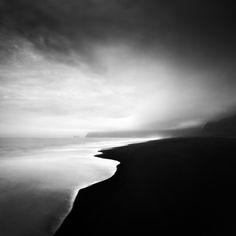 Coastline, Iceland, by Michael Schlegel.