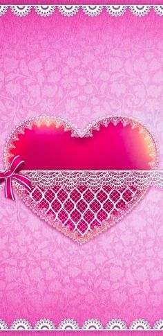 Heart Wallpaper, Pink Love, Bling, Shapes, Outdoor Decor, Hearts, Beautiful, Wallpapers, Home Decor