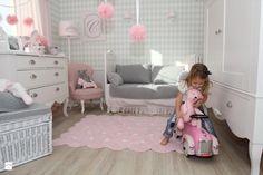 Zdjęcie: Meble Linii Royal - Pokój dziecka - Styl Glamour - Studio Caramella