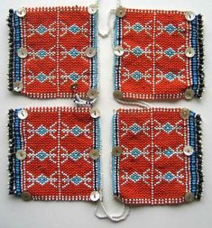 Beadwork: beads and buttons Loom Beading, Beading Patterns, Africa Craft, Bead Studio, Beady Eye, Xhosa, South African Artists, Native American Beadwork, African Beads