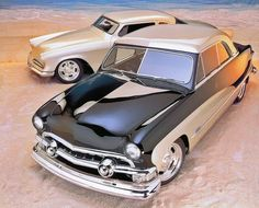 Usually, a hot rod built by Boyd Coddington is like a baby, it has an incubation period of about 9 months. Take, for example, Ed Burden's 53 Studebaker. Boyd Coddington, Ride 2, Automotive Art, Shoe Box, Car Show, Custom Cars, Hot Rods, Ford, Incubation Period