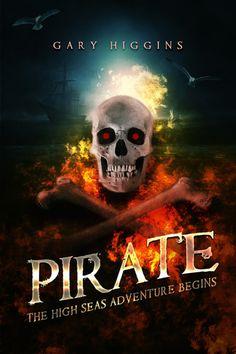 Pirate Premade Book Cover