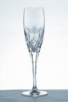 Irish Crystal Champagne Flutes | Beautifully crafted Irish crystal champagne flutes from Galway Crystal ...