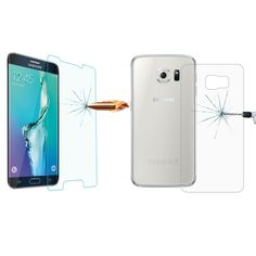 [$1.52] 0.26mm 9H+ Surface Hardness 2.5D Explosion-proof Tempered Glass Front + Back Film for Samsung Galaxy Note 5 / N920