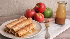 I love apple dishes so when I came across this recipe for apple Taquitos I was intrigued as they look fantastic .. this dish is made from Flour Tortillas that are...