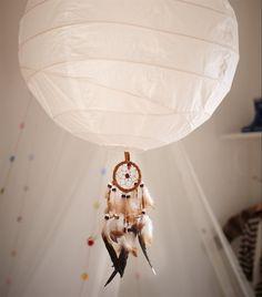 IKEA paper lantern