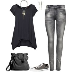 """Untitled #1435"" by amy-devito-haustetter on Polyvore"