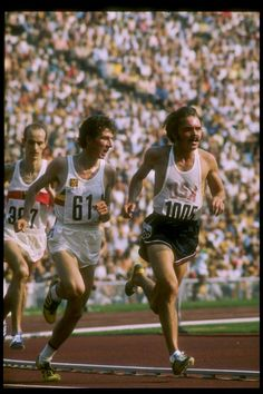 Steve Prefontaine's 16 Best Quotes About Running: Steve Prefontaine runs in the 5000 meter event at the 1972 Olympic Games in Munich, Germany.