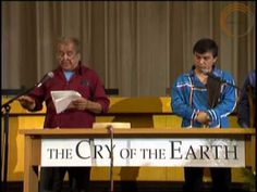 Cry of the Earth - Part 3 of 12 - Mi'qmaq Delegation