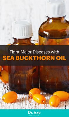 Despite its name, you don't find sea buckthorn oil in the sea, but you may want to consider making this oddly named wonder oil part of your daily supplementation.