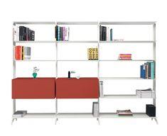 Aline - Alias, Librerie / Sistemi . Living Corriere