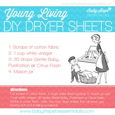 Want an inexpensive, safe, and fun way to make laundry sheets? We've got you covered!