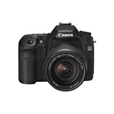 Canon 50D ❤ liked on Polyvore featuring fillers, camera, electronics, accessories and black fillers