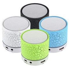 HIGH QUALITY  A9 Bluetooth Wireless Speaker TF Portable For Cell Phone Laptop PC In stock!