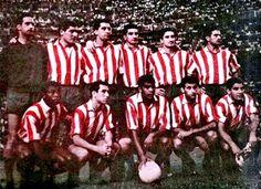 EQUIPOS DE FÚTBOL: ATLÉTICO DE MADRID 1960-61