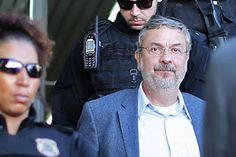 Jornalista Douglas: Moro condena Palocci a 12 anos de prisãoO ex-minis...