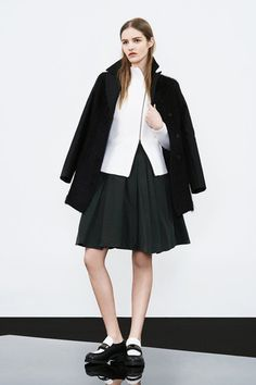 Jil Sander Navy Fall 2014 Ready-to-Wear Collection Slideshow on Style.com