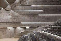 Konzerthaus Blaibach (DE) - Architecte : Peter Haimerl