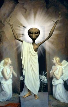 PARTAGE OF UFO AND ALIEN ARTWORK ON FACEBOOK..........