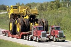 Wide load... Really wide... :)