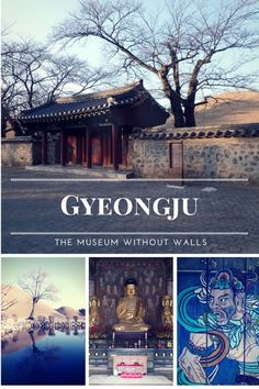 Travel tips for Gyeongju, the amazing ancient capital of Korea. This city is a must see!