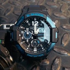[Live Photos] G-Shock — The Aviation philosophy G Shock Watches, Casio G Shock, Sport Watches, Stylish Watches, Luxury Watches For Men, Cool Watches, Wrist Watches, Swatch, Ring Watch