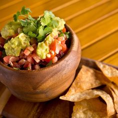 Perfect time for Chips with Guacamole & Pico-Gallo!! At #AndazPapagayo #CostaRica