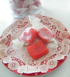 Candy Girl: Cinnamon Caramels