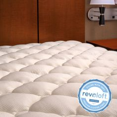 Shop for bamboo mattress pad with extra plush removable pillow top from eLuxury. The best online store for Mattress Pads & Toppers! Our pillow top mattress pad is highly rated. Mattress Pad Queen, Queen Mattress Topper, Futon Mattress, King Size Mattress, Pillow Top Mattress, Best Mattress, Mattress Covers, Mattresses, Cooling Mattress
