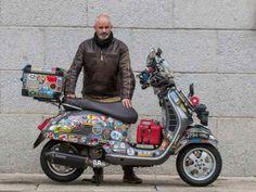 Vespa Extreme: un Dakar solidario