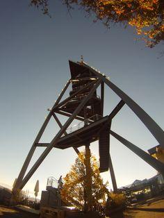 Uetliberg near Zurich in autumn.